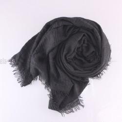 Châle Soft Noir