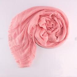 Châle Soft Rose