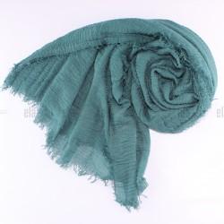 Châle Soft Vert Emeraude