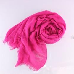 Châle Soft 2 Rose Vif