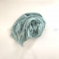 Châle Soft Vert d'eau