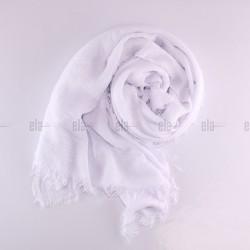 Châle Soft Blanc