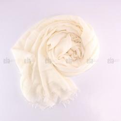 Châle Soft Blanc Cassé